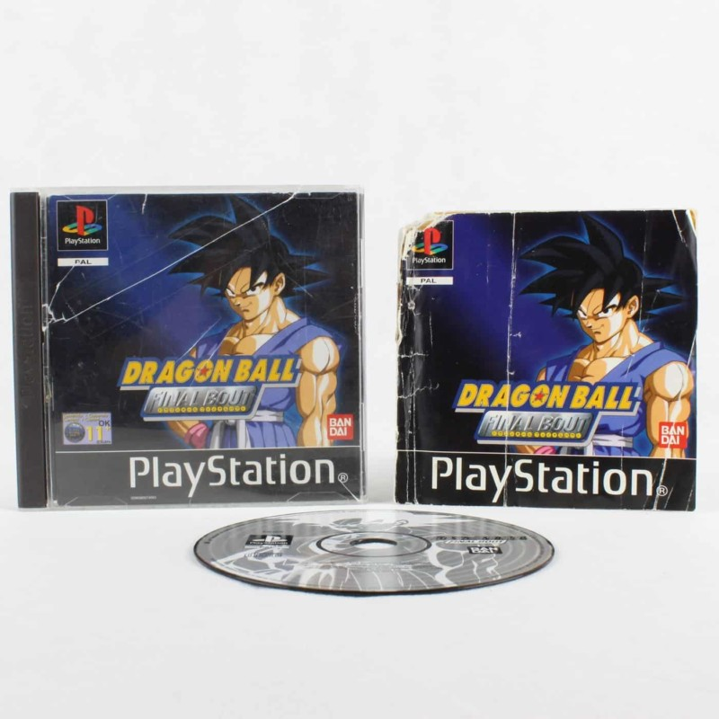 Dragon Ball Final Bout (Playstation 1)
