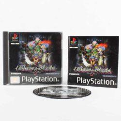 Blaze & Blade: Eternal Quest (Playstation 1)