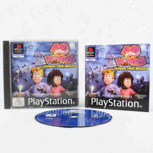 40 Winks (Playstation 1)