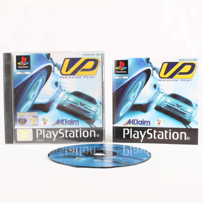 Vanishing Point (Playstation 1)