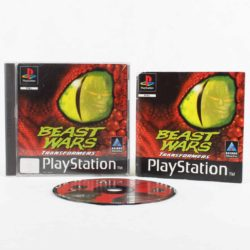 Beast Wars: Transformers (Playstation 1)