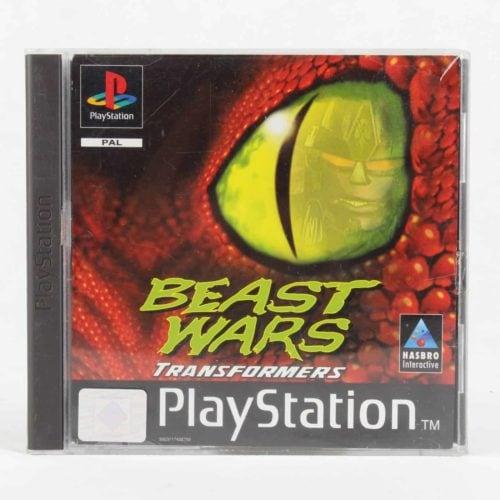 Beast Wars: Transformers (Playstation 1)