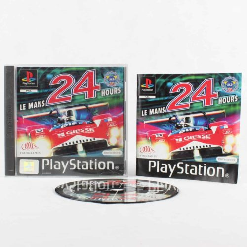 Le Mans 24 Hours (Playstation 1)