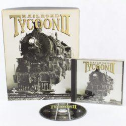 Railroad Tycoon II (PC Big Box, 1998)