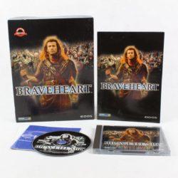 Braveheart (PC Big Box, 1999, Eidos Interactive)