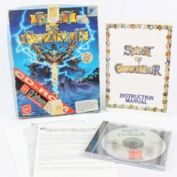 Spirit of Excalibur (PC Big Box, 1990, Synergistic Software)