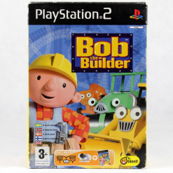 Bob the Builder (PS2) - inkl. boks og kamera