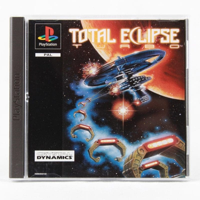 Total Eclipse: Turbo (PS1)