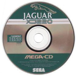 Jaguar XJ220 (SEGA MEGA-CD)