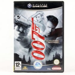 James Bond 007: Everything or Nothing (GameCube)