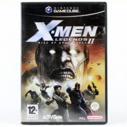 X-Men: Legends II - Rise of Apocalypse (GameCube)