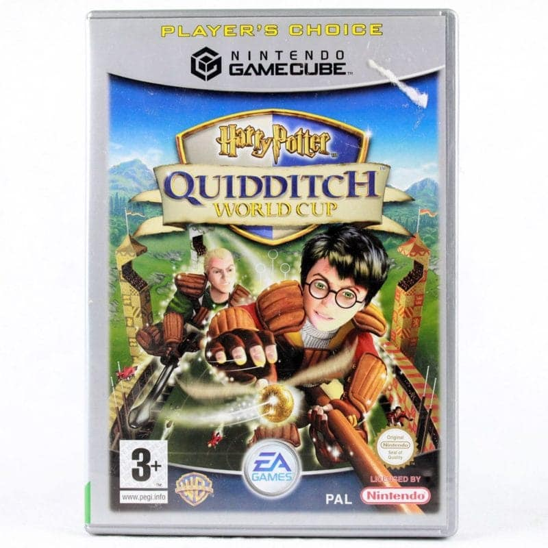 Harry Potter: Quidditch World Cup (GameCube - Player's Choice)