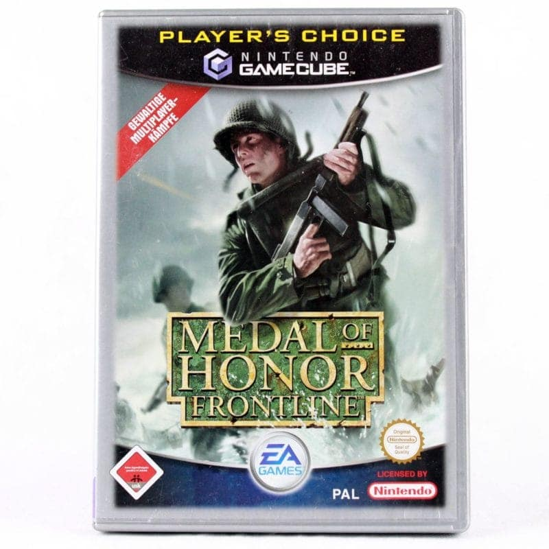 Medal of Honor: Frontline (GameCube - Player's Choice)