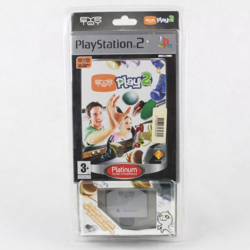 EyeToy: Play 2 inkl. EyeToy kamera (PS2)