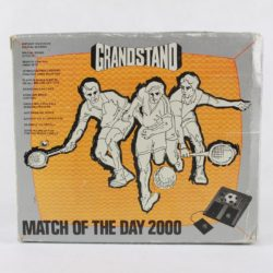 Grandstand - Match of the Day 2000 - TV Spil