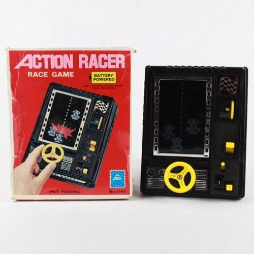 Action Racer Race Game