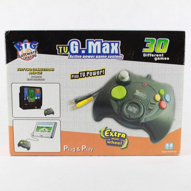 TV G.Max - Active Power Game System