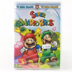 Super Mario Bros - Super Show! Vol. 3 (DVD)