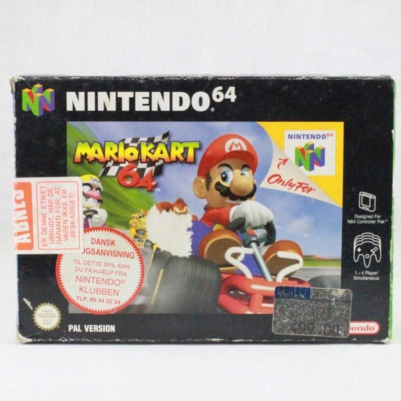 Mario Kart 64 (Nintendo 64 - Boxed)
