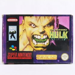 The Incredible Hulk (SNES - Boxed)
