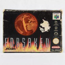 Forsaken (Nintendo 64 - Boxed)