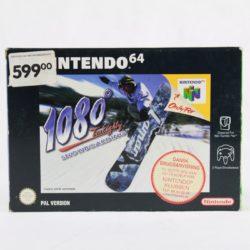 1080° Snowboarding (Nintendo 64 - Boxed)