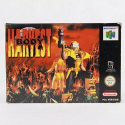 Body Harvest (Nintendo 64 - Boxed)