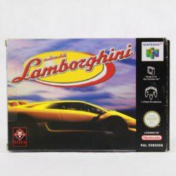 automobili Lamborghini (Nintendo 64 - Boxed)
