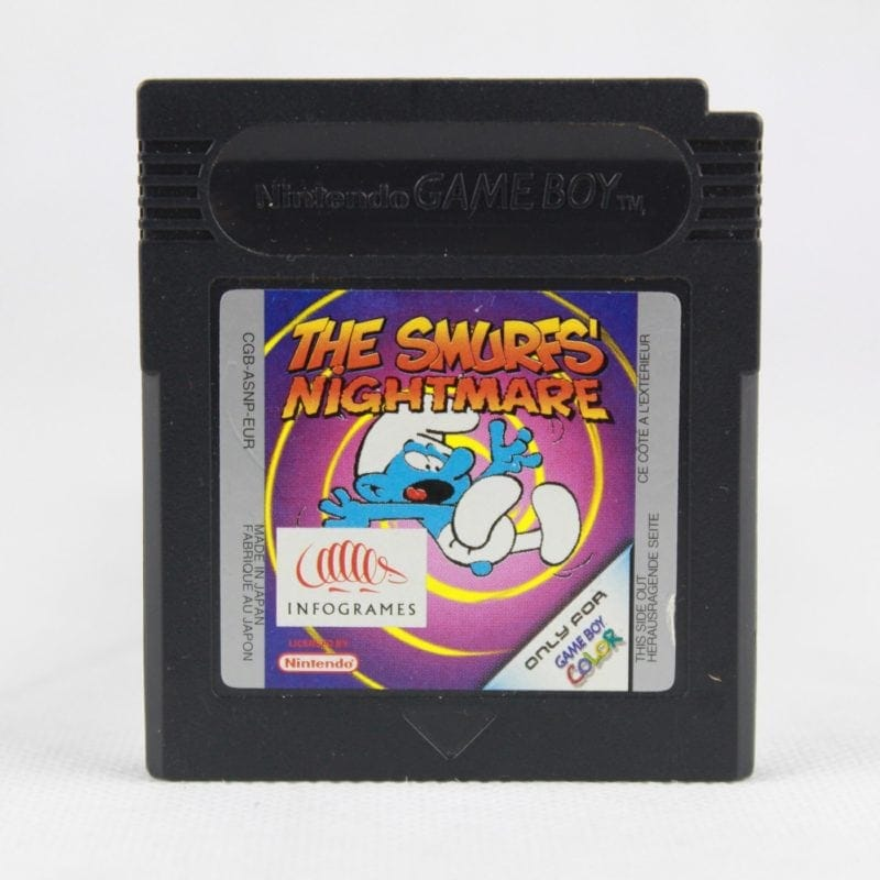 The Smurfs' Nightmare (Game Boy Color)