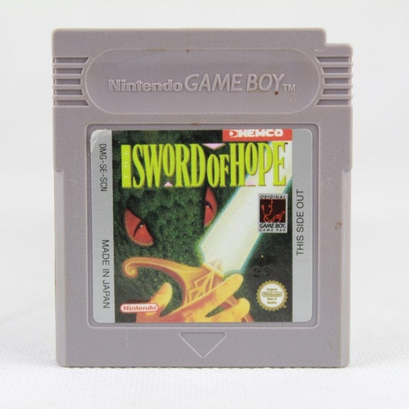 The Sword of Hope (Game Boy)