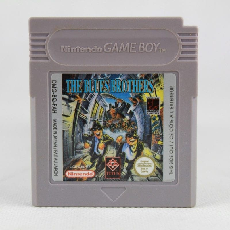 The Blue Brothers (Game Boy)