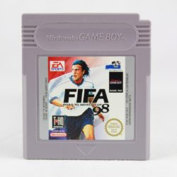 FIFA: Road to World Cup 98 (Game Boy)