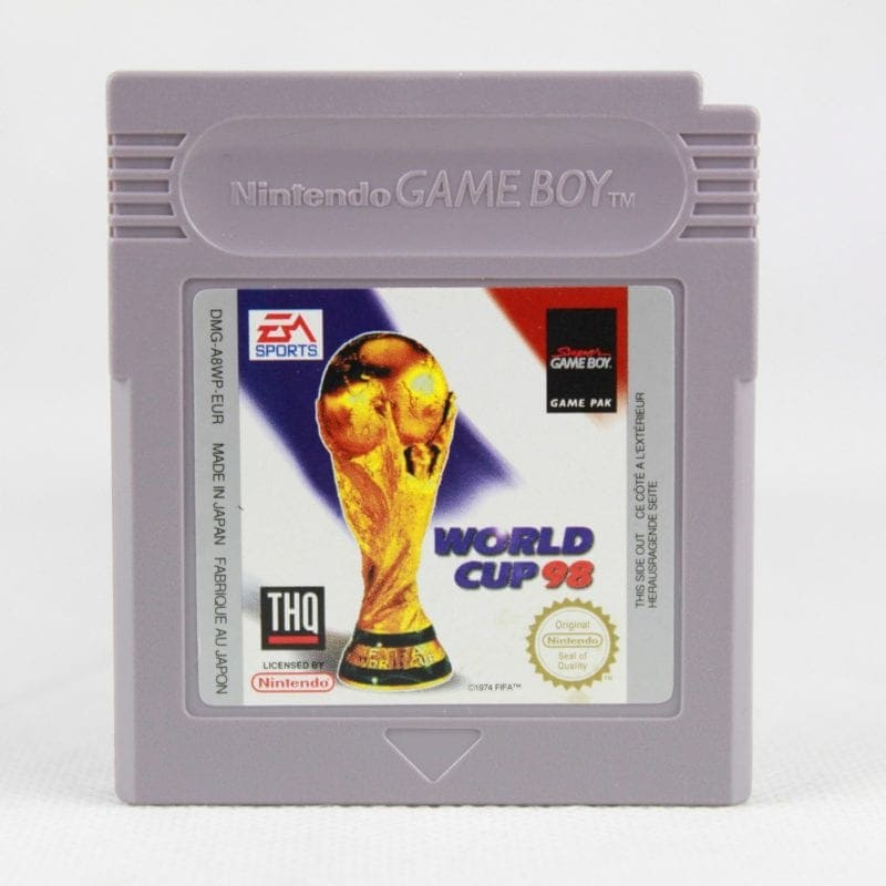 World Cup 98 (Game Boy)