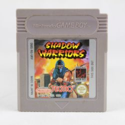 Shadow Warriors (Game Boy)
