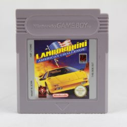 Lamborghini: American Challenge (Game Boy)