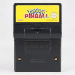 Pokémon Pinball (Game Boy Color)