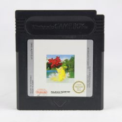 Black Bass: Lure Fishing (Game Boy Color)