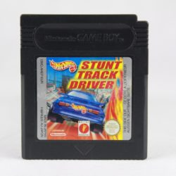 Hot Wheels: Stunt Track Driver (Game Boy Color)