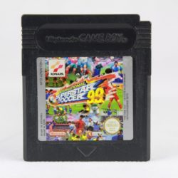 International Superstar Soccer 99 (Game Boy Color)
