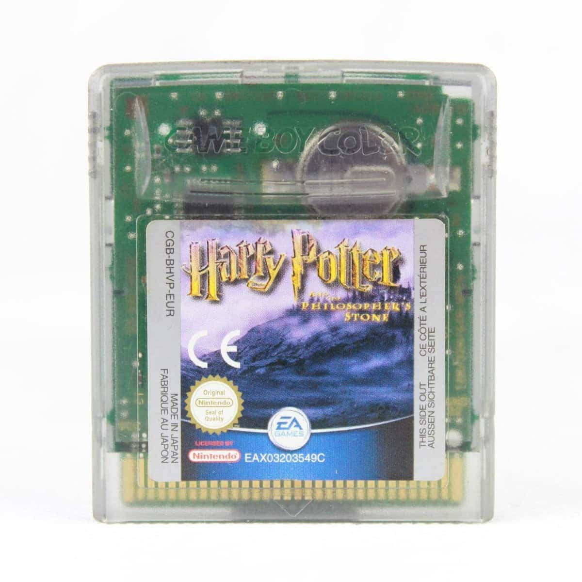 Harry Potter and the Philosopher's Stone (Game Boy Color)