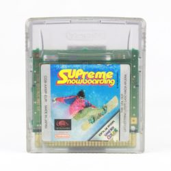 Supreme Snowboarding (Game Boy Color)