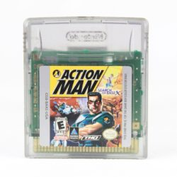 Action Man: Search for Base X (Game Boy Color)
