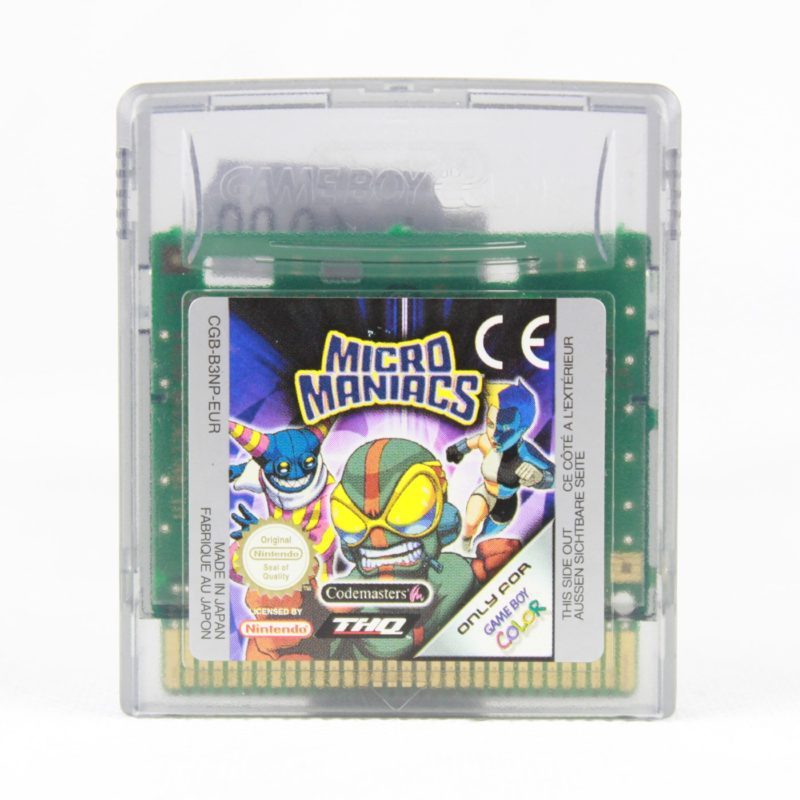 Micro Maniacs (Game Boy Color)