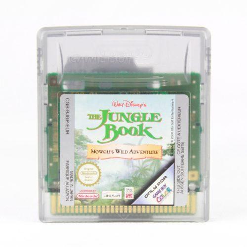 The Jungle Book: Mowgli's Wild Adventure (Game Boy Color)