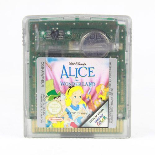 Alice in Wonderland (Game Boy Color)