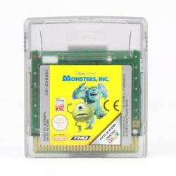 Disney•Pixar Monsters, Inc. (Game Boy Color)