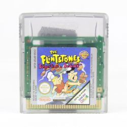 The Flintstones: Burgertime in Bedrock (Game Boy Color)