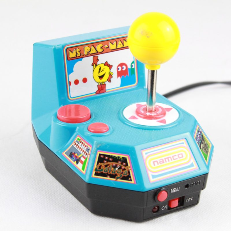 Ms. Pac-Man - Plug & Play