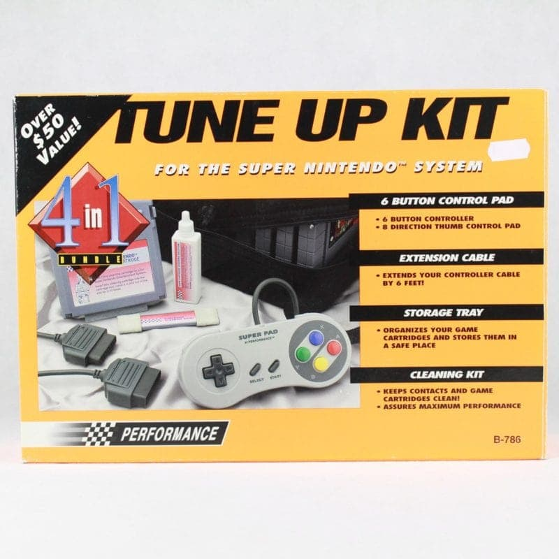 Tune Up Kit (Super Nintendo)