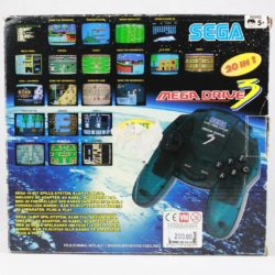 SEGA Mega Drive 3 - Plug & Play konsol med 20 spil